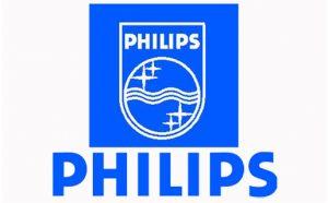 Control remoto a distancia Philips tv